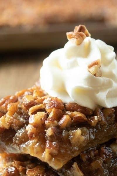 Incredibly Delicious Pecan Pie Bars