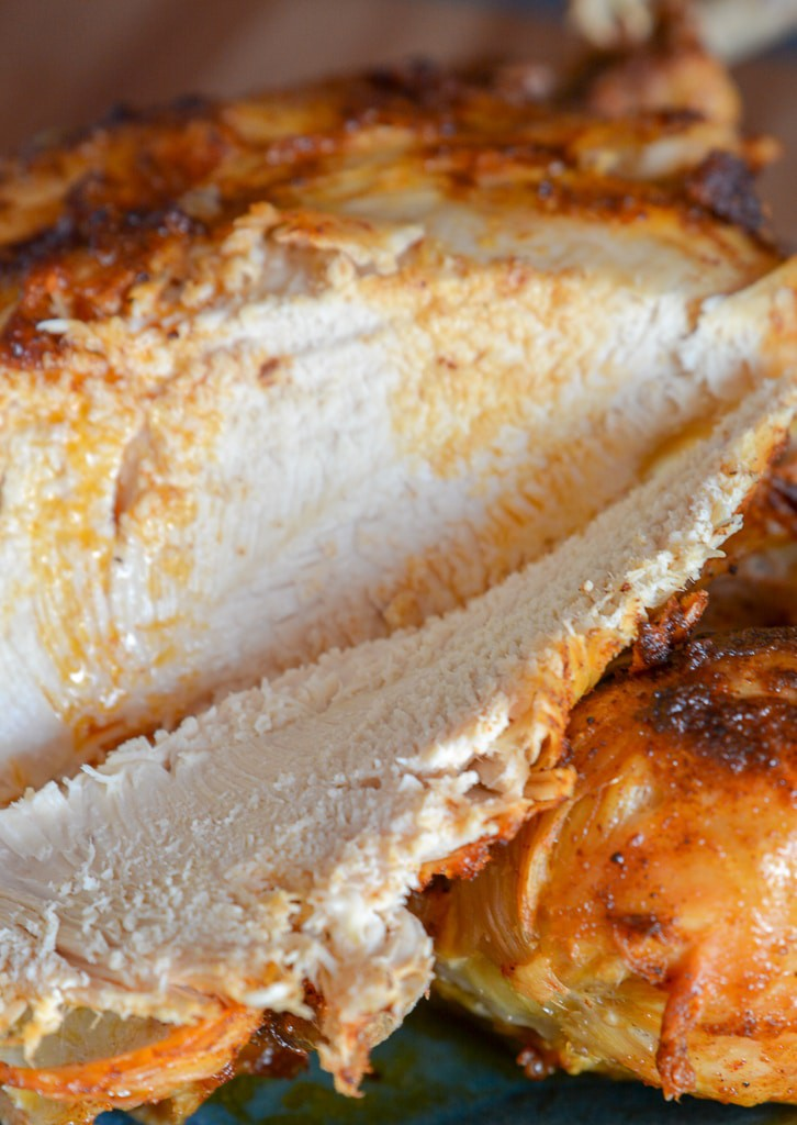 Instant Pot Or Ninja Foodi Rotisserie Chicken