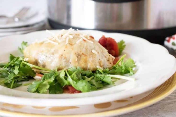 Instant Pot Stuffed Cabbage Rolls - A Pressure Cooker