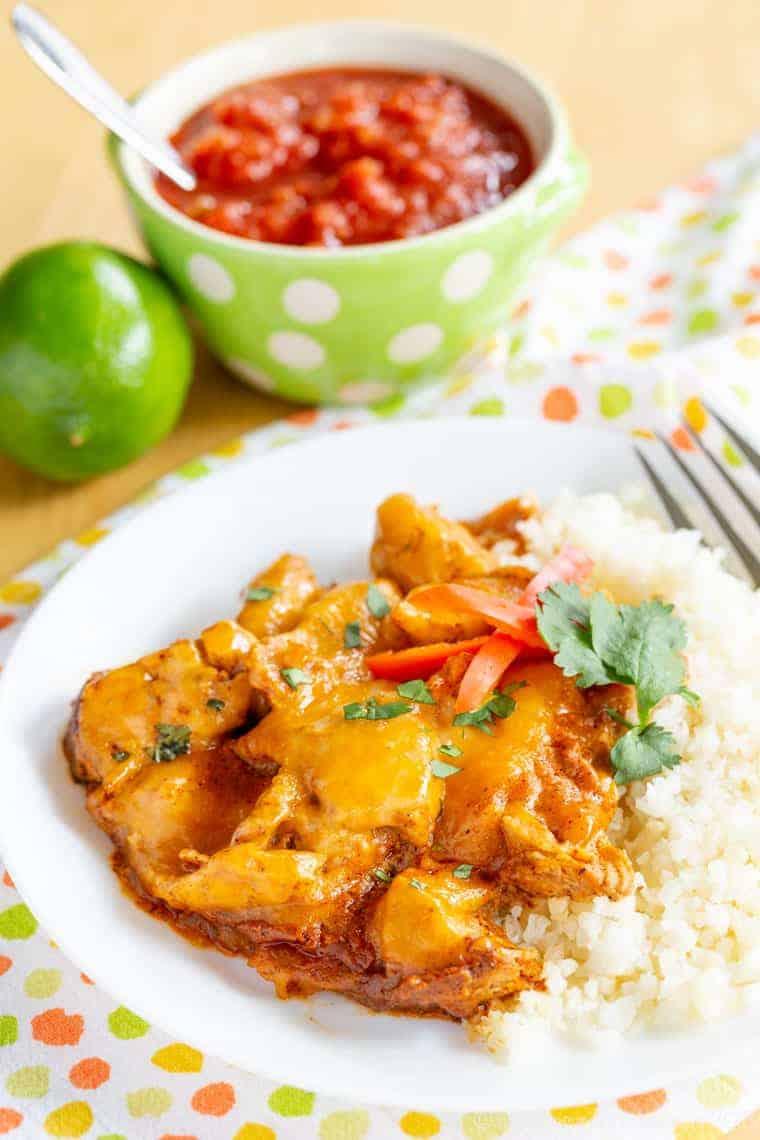 low carb enchilada recipe