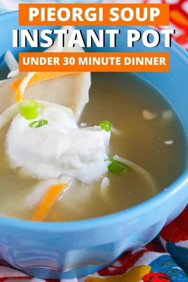 Pieorgi Soup