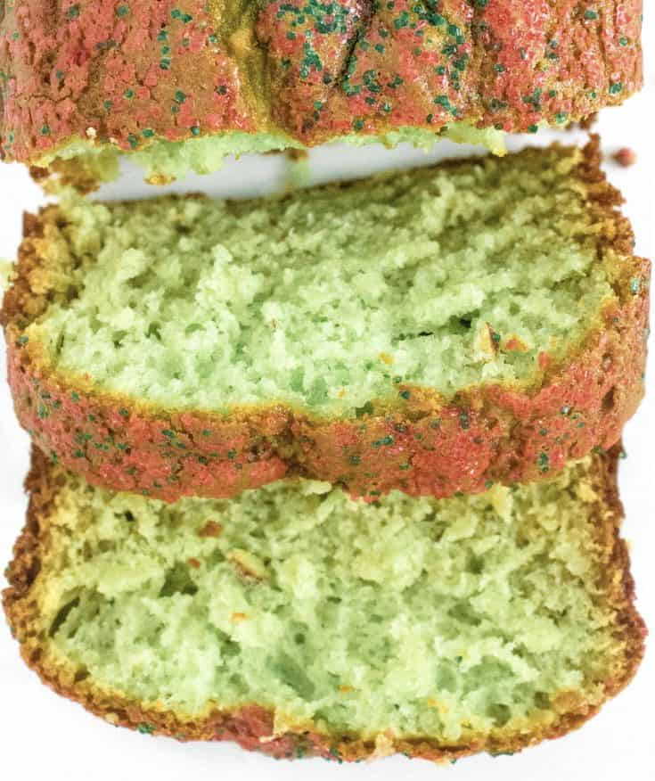 How to Make Pistachio Bread for the Holidays - Margin Making Mom