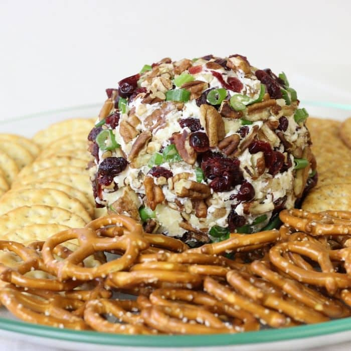 Thanksgiving Cheese ball
