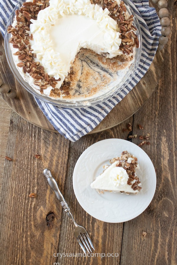 Easy Angel Pecan Pie Recipe