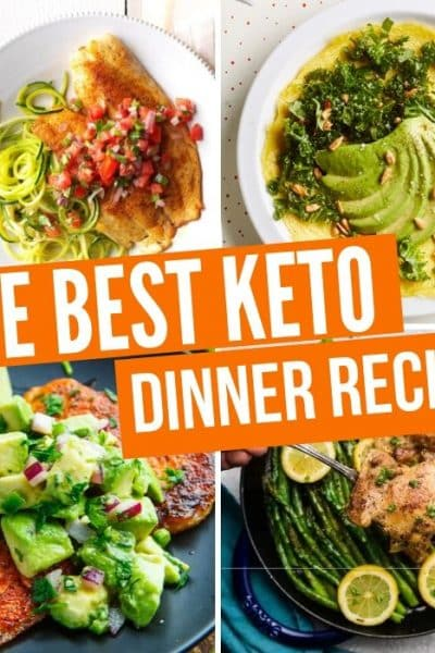 10 Healthy Keto Dinner Ideas