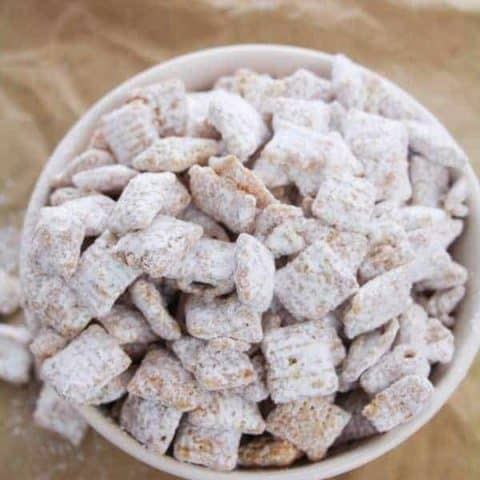 Cookie Butter Muddy Buddies