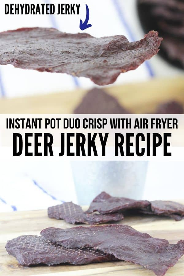 deer jerky recipe