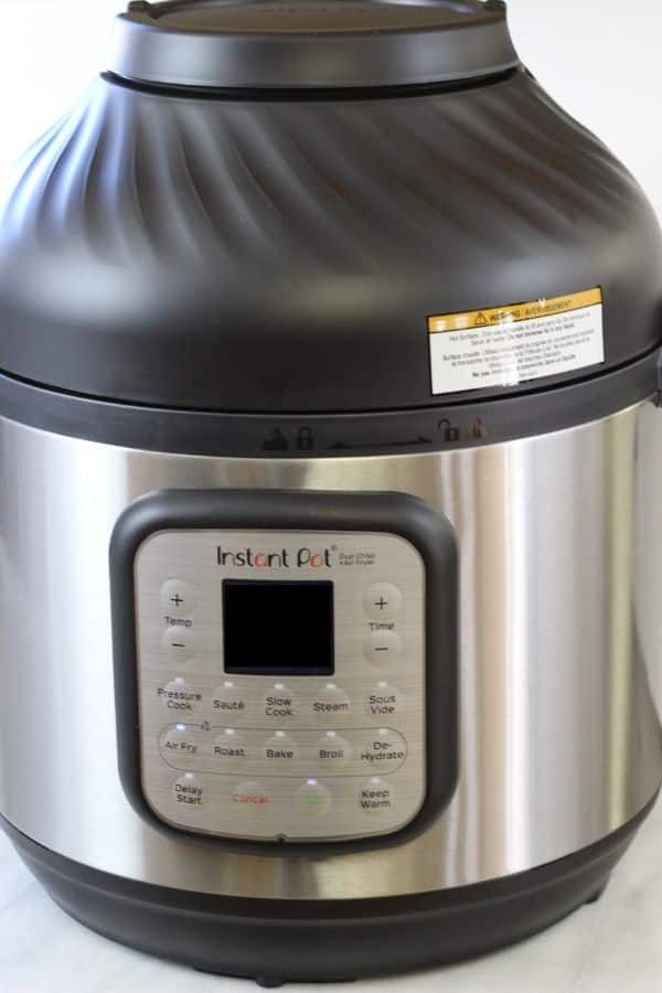 Instant Pot Duo Crisp with Air Fryer