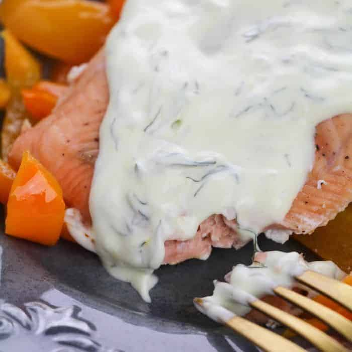 low carb salmon recipe