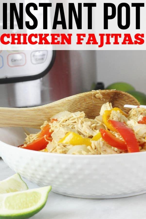 Instant-Pot-chicken-fajitas
