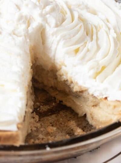 The Best Butterscotch Pie