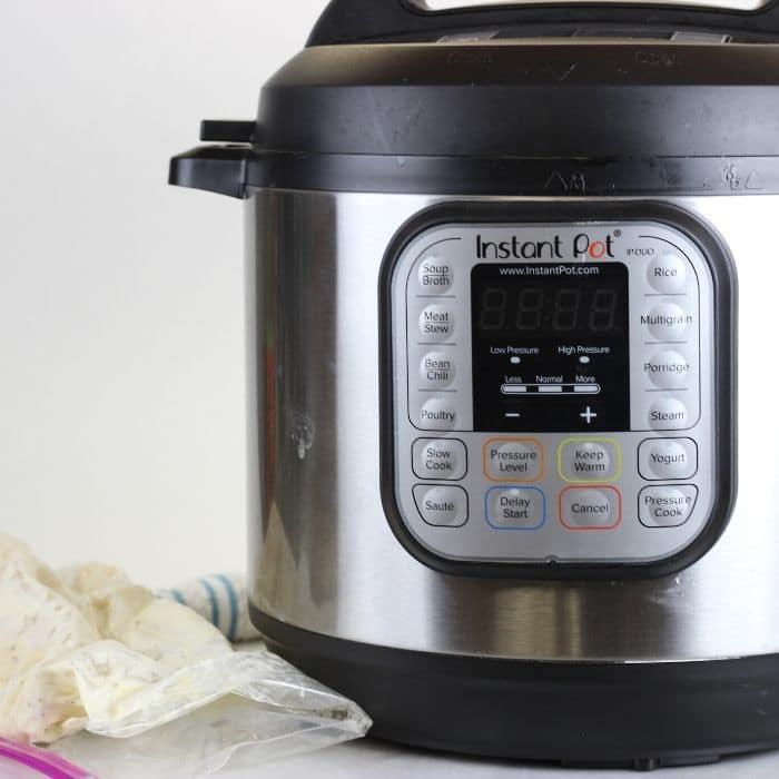 chicken freezer instant pot recipe