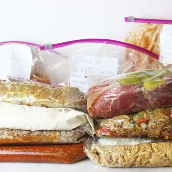 freezer meal instant pot recipes