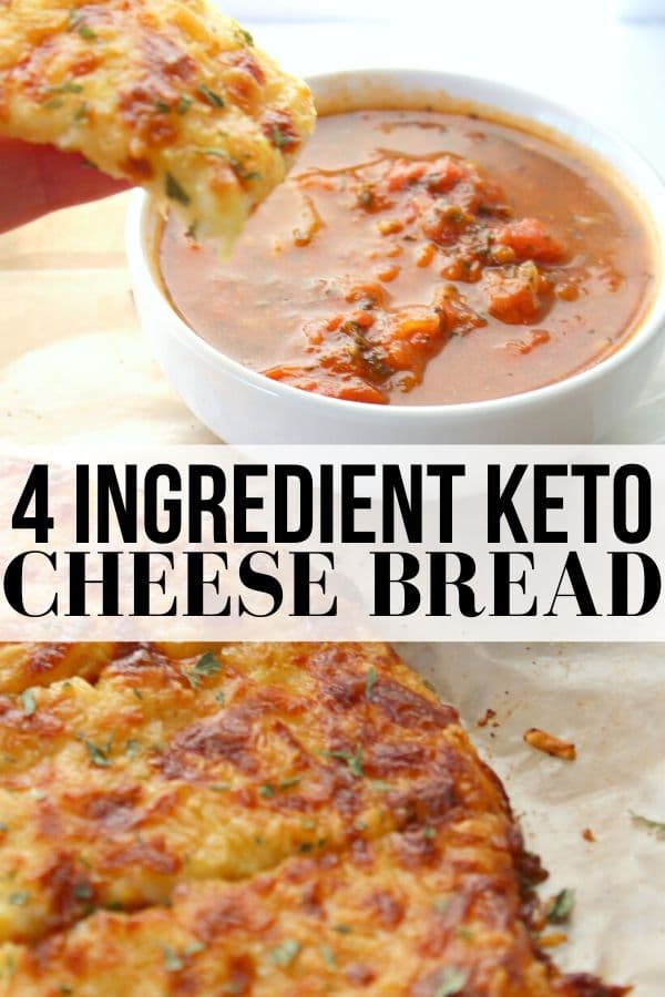 keto cheese bread