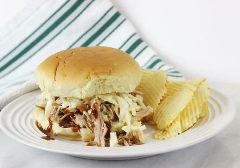 pulled pork pressure cooker