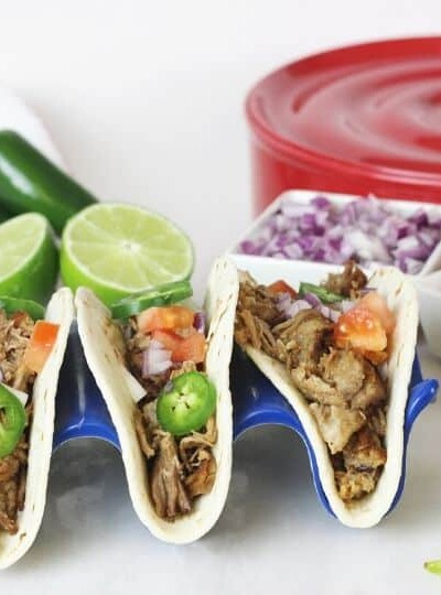 Instant Pot Carnitas (with video)