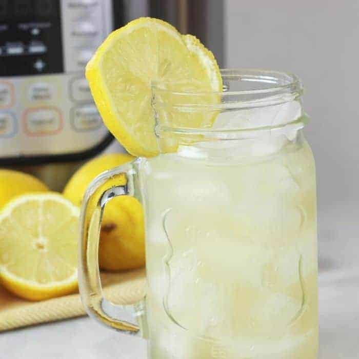 instant pot lemon