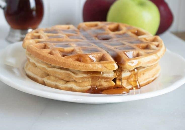 Bacon Waffle Recipe