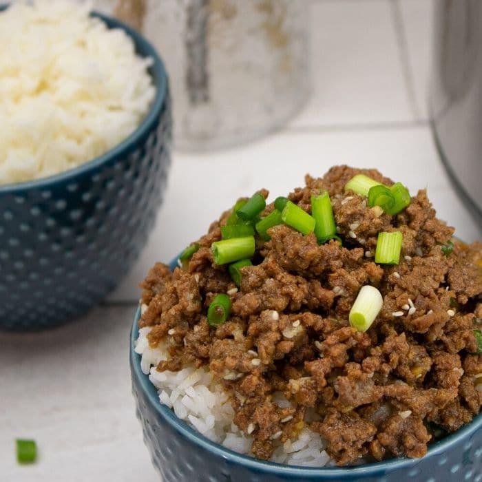 asian instant pot recipe