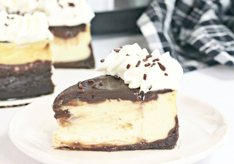 instant pot cheesecake recipe idea