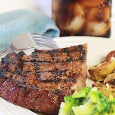 longhorn steak rub