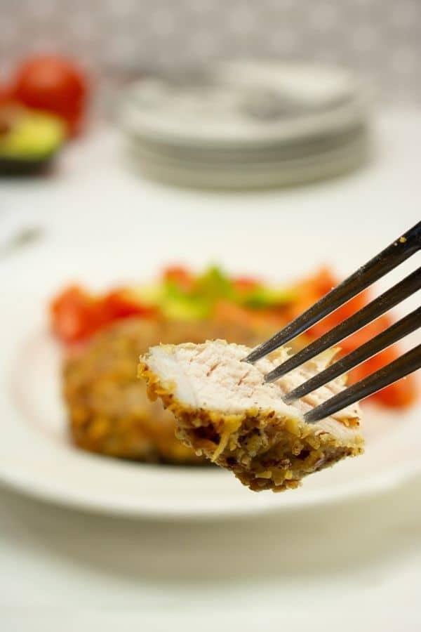air fryer pork chop recipe