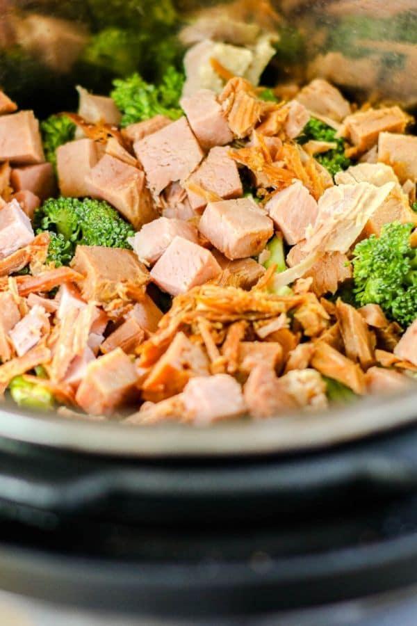 broccoli instant pot recipe
