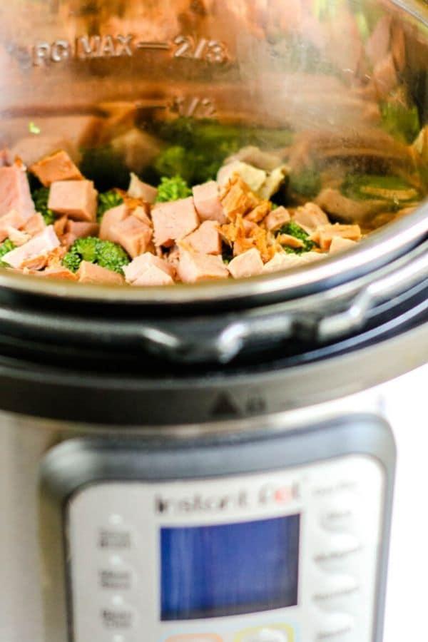 doubling instant pot recipe