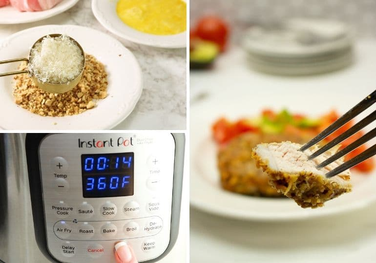 instant pot duo crisp pork chops