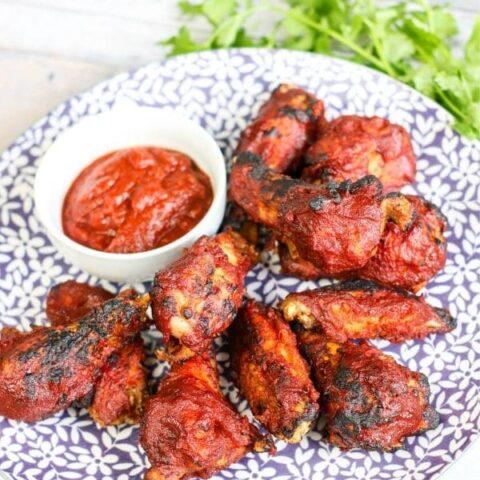ninja air fryer chicken wings