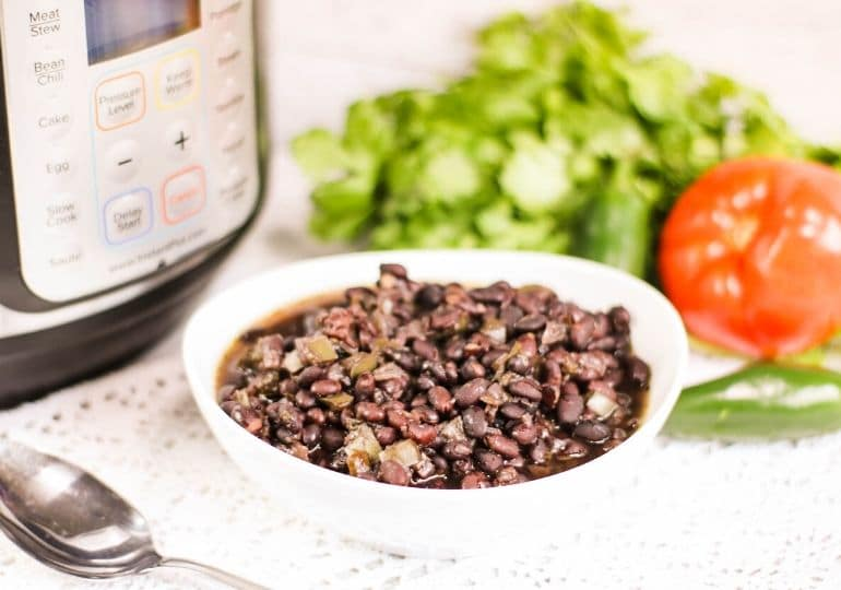 no soak instant pot beans