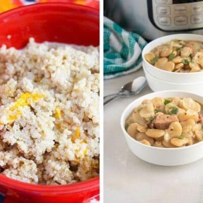 staple recipes