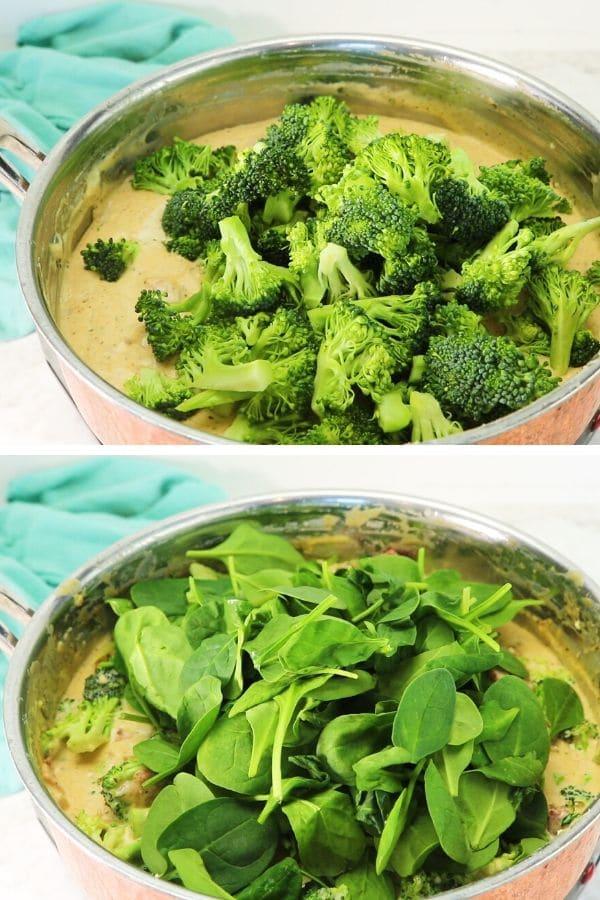 vegetable cajun pasta recipe