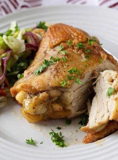 Instant Pot Honey Garlic Chicken Recipe (with video)
