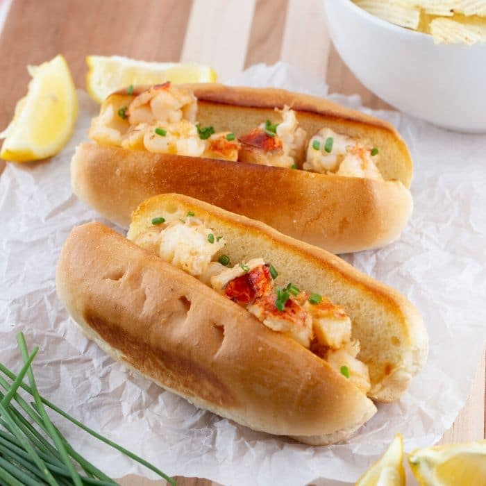 easy lobster roll