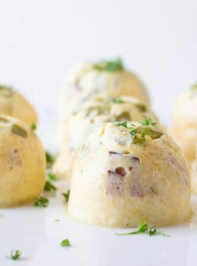 Fluffy Instant Pot Egg Bites Recipe (with video)