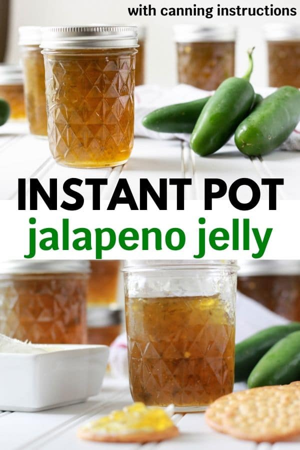 instant pot jalapeno jelly