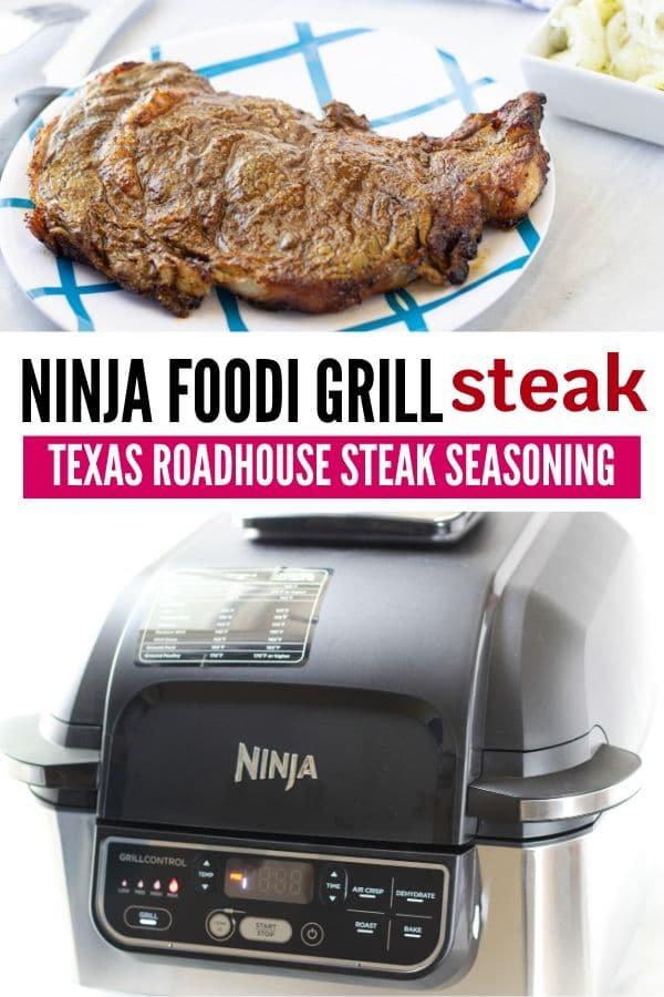 ninja foodi grill steak