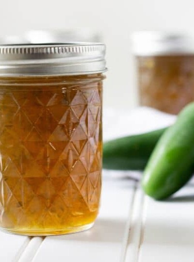 Instant Pot Jalapeno Jelly Recipe for Canning (with Video)