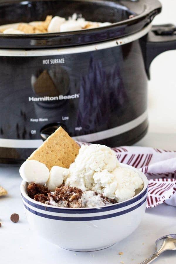 crockpot potluck dessert