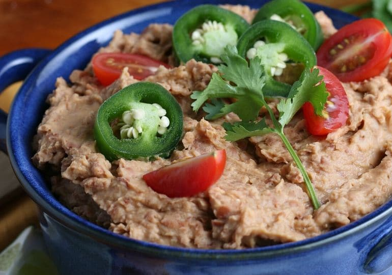 refried beans from scratch