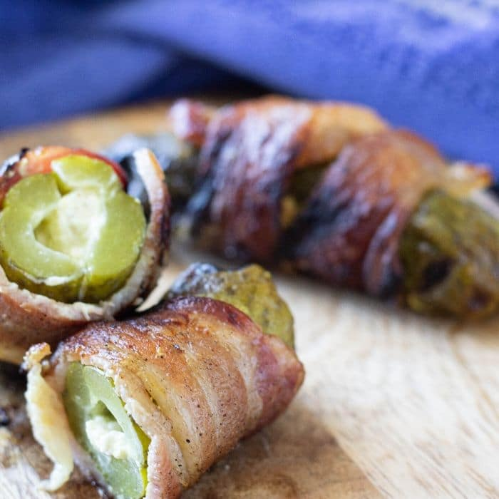 bacon wrapped appetizers