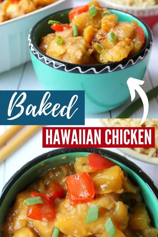 baked hawaiian chicken