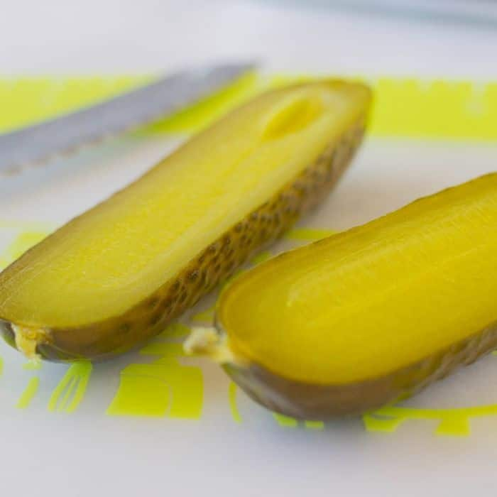 easy pickle appetizer