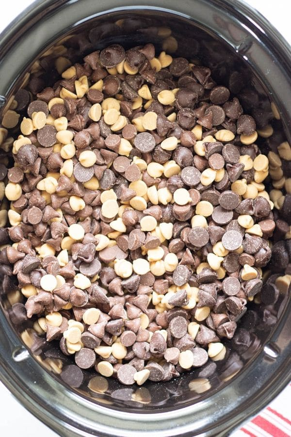slow cooker nut clusters