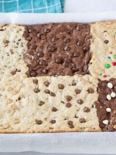 sheet pan cookies