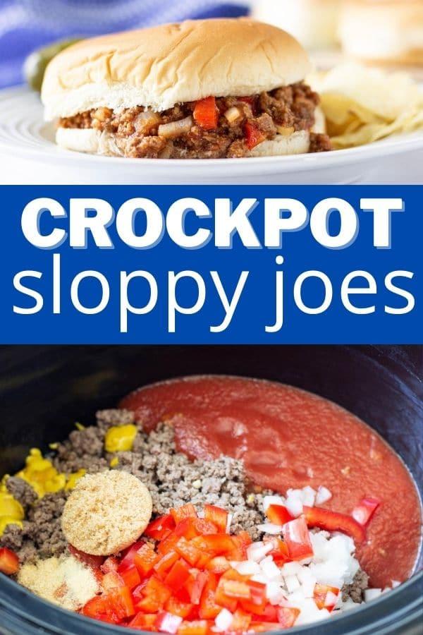 crockpot sloppy joes