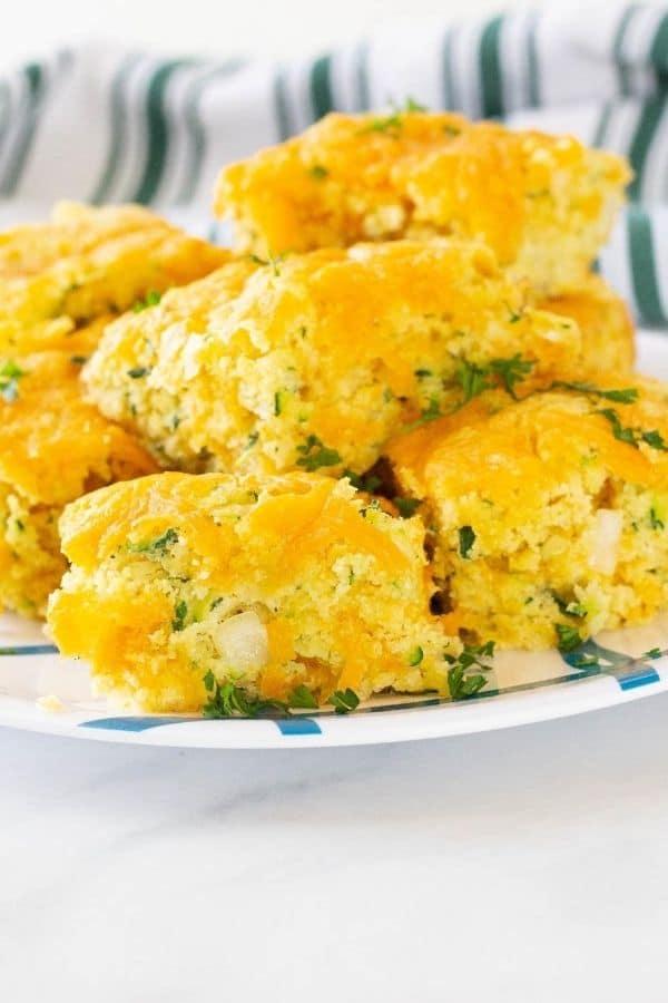 grated zucchini recipe