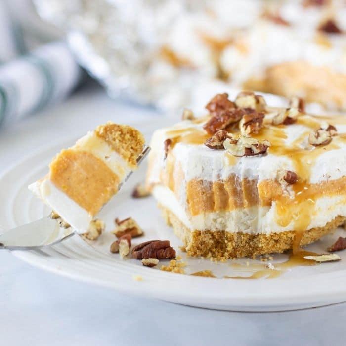 no bake Thanksgiving dessert