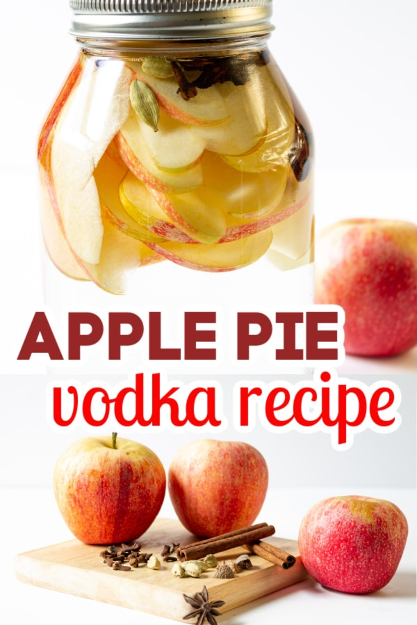 apple pie vodka